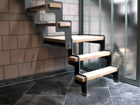 Compacte trappen