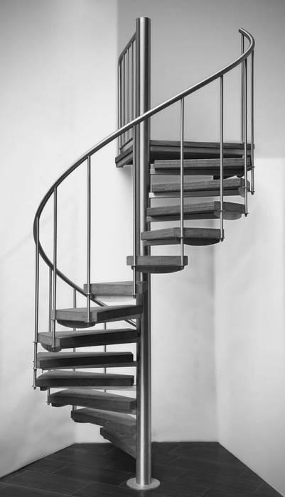 Outinox Escalier Colimacon Exterieur En Inox