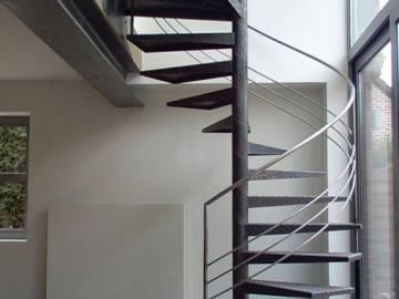 Classic escalier colima on en t le pli e - Prix escalier colimacon ...